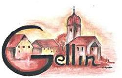 Logo village de Gellin (Doubs)